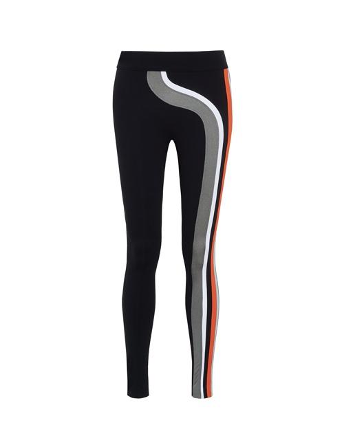 Nohona Palua striped stretch leggings