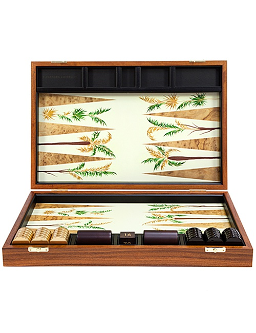 Palm Backgammon Board
